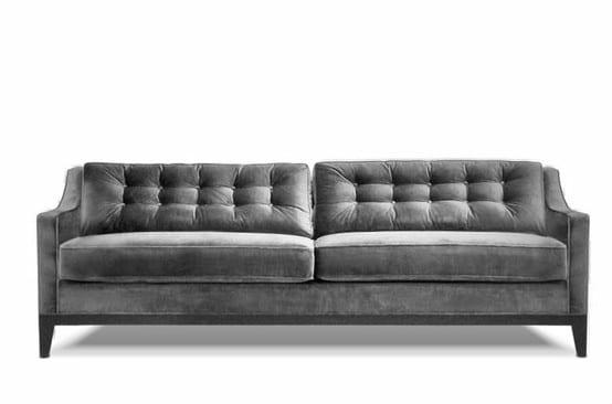 grey_velvet_tufted_sofa