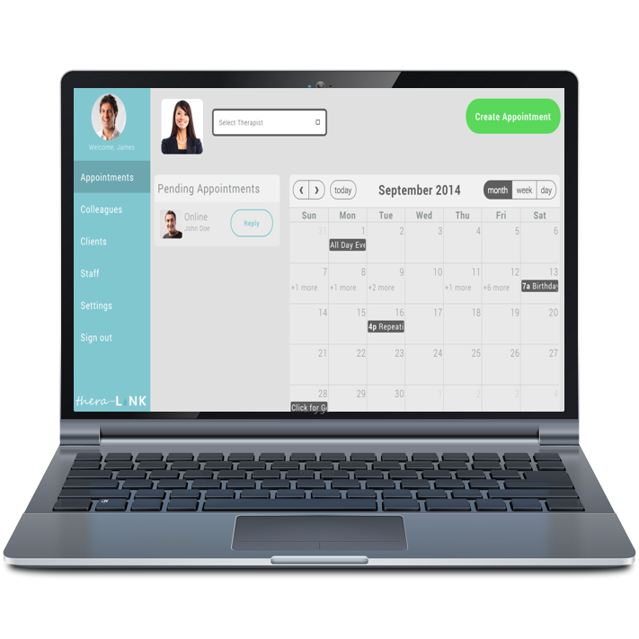 Thera-LINK Launches HIPAA Compliant Video Platform For Mental Health Professionals